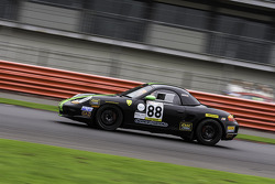 #88 Newbridge Motorsport Porsche Boxster: Chris Valentine