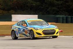 #94 Irish Mike's Racing Hyundai Genesis Coupe: David Thilenius, Cameron Lawrence
