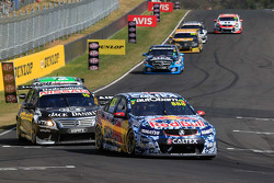 Craig Lowndes and Steve Richards