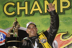 2014 Top Fuel champion Tony Schumacher