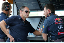 Gerhard Berger, Red Bull Racing, Sporting Director