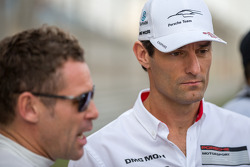 Mark Webber, Tom Kristensen