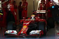 Raffaele Marciello, Ferrari F14-T Test Driver
