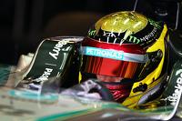 Pascal Wehrlein, Mercedes AMG F1 W05 Reserve Driver