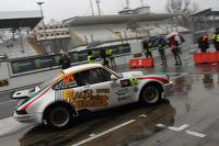 Stefano Sinibaldi and Andrea Tumaini, Porsche 911 Carrera RS