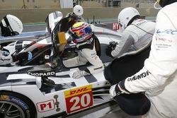 #20 Porsche 919 Hybrid: Timo Bernhard, Brendon Hartley, Mark Webber