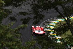 #12 Rebellion Racing Rebellion R-One - Toyota: Nicolas Prost, Mathias Beche, Nick Heidfeld