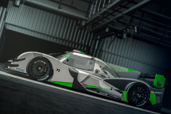 Rendering of the LAS Motorsport LMP3