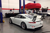 The new DragonSpeed Porsche 911 GT3