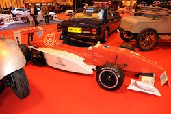 Kimi Raikkonens 2000 Championship winning Formula Renault