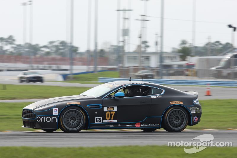 #07 TRG-AMR Aston Martin Vantage: Kris Wilson, Max Riddle