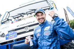 Truck winner Ayrat Mardeev