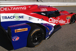DeltaWing sponsor announcement