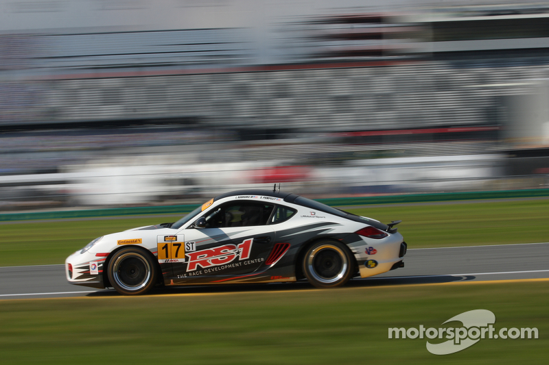 #17 TSI Porsche Cayman: Luis Rodriguez Jr., Spencer Pumpelly