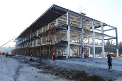 Pitlane construction