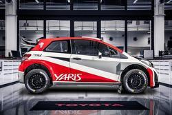 Toyota CS-R3 rally car