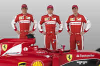 Scuderia Ferrari SF15-T launch