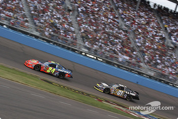 Jeff Gordon and Joe Nemechek