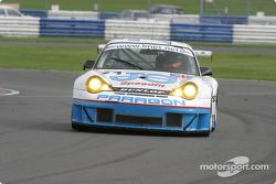 #71 JWR Mike Jordan Porsche 911 GT3 RSR: Mike Jordan
