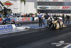 Craig Treble vs Antron Brown