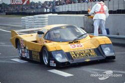#92 Louis Descartes ALD 02 BMW: Louis Descartes, Jacques Heuclin