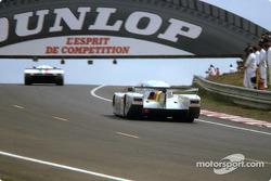 #95 Rolland Bassaler Sauber SHS C6 BMW: Roland Bassaler, Dominique Lacaud, Yvon Tapy