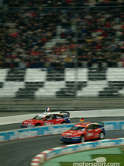 Semi-final: Sébastien Loeb and Armin Schwarz