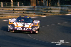 #3 Silk Cut Jaguar Jaguar XJR-9 LM: Davy Jones, Derek Daly, Jeff Kline