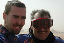 Chris Blais and Scot Harden