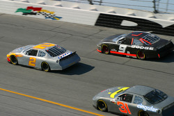 Rusty Wallace, Kasey Kahne and Jeff Burton