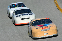Scott Riggs leads Matt Kenseth