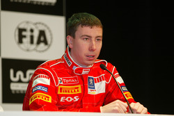 Press conference: Markko Martin