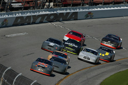 Nine car group
