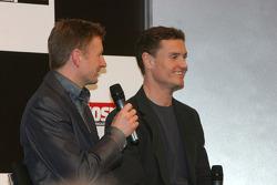 Allan McNish and David Coulthard