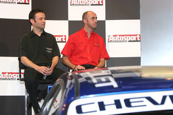 Darren Turner and David Brabham