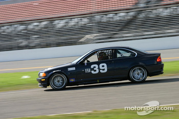 #39 Matt Connolly Motorsports BMW 330ci: Neal Heffron, Ernie Becker, Matt Connolly