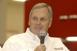 Hendrick Motorsports: Rick Hendrick