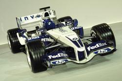 The new Williams BMW FW27
