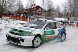 Toni Gardemeister and Jakke Honkanen