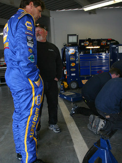 Michael Waltrip and Tony Eury