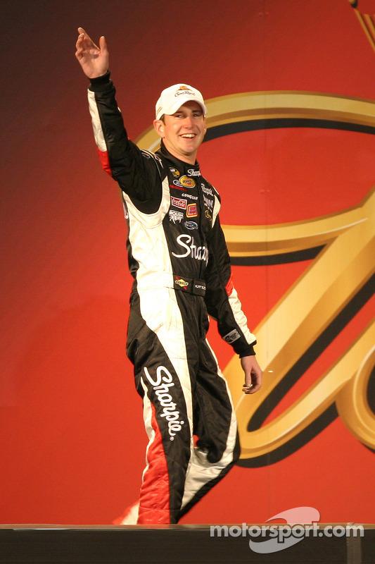 Drivers presentation: Kurt Busch
