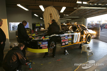 U.S. Army Chevy crew members at work