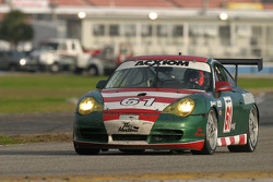 #61 TRG East Porsche GT3 Cup: Dave Lacey, Robert Nearn, David Shep, Greg Wilkins, Mark Wilkins