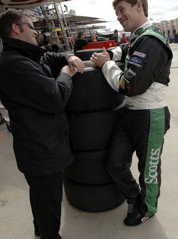 Carl Edwards and crew chief Bob Osborn