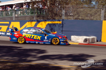Marcos Ambrose on his way to his second Clipsal 500