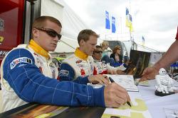 Patrick Long and Jorg Bergmeister