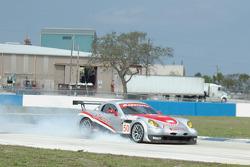 #50 Panoz Motor Sports Panoz Esperante GTLM: Bill Auberlen, Robin Liddell, Emanuele Naspetti