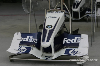 Williams-BMW nose cone