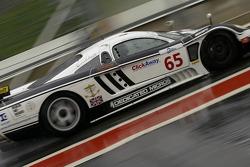 #65 Graham Nash Motorsport Saleen S7R: Rick Sutherland, Rick Cole, Gian Maria Gabbiani