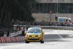 Renault demo run